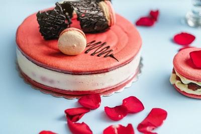 砂糖が使われているケーキ