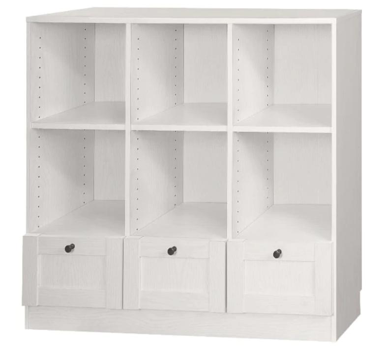 ニトリのスタンディングデスクにも使える本棚