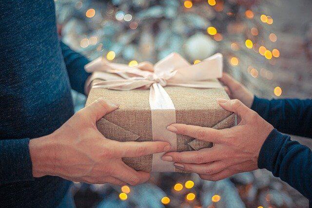 プレゼント