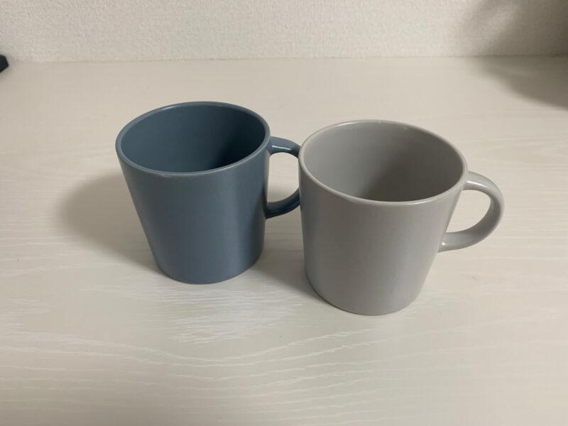 IKEAのマグカップ