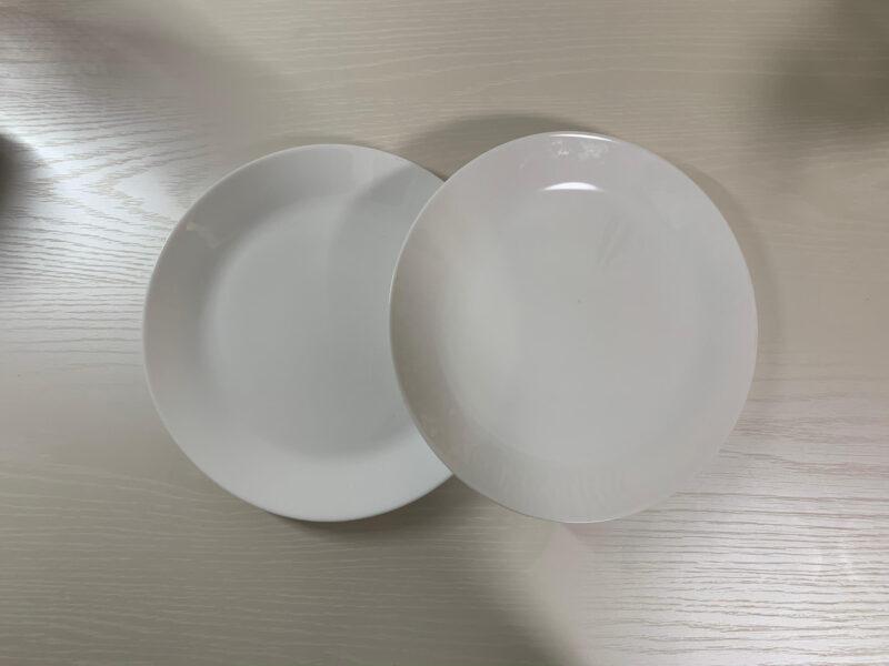 IKEAの皿