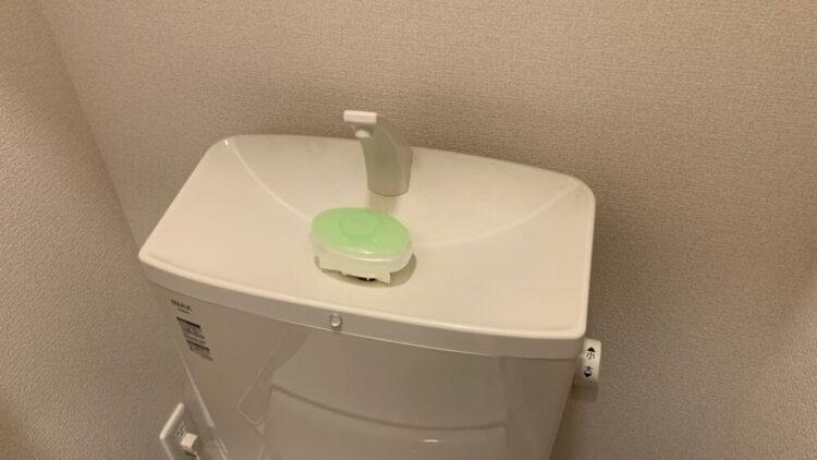 トイレマジックリン 流すだけで勝手にキレイ