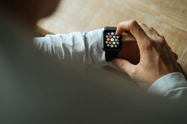 アップルウォッチとそのアプリ