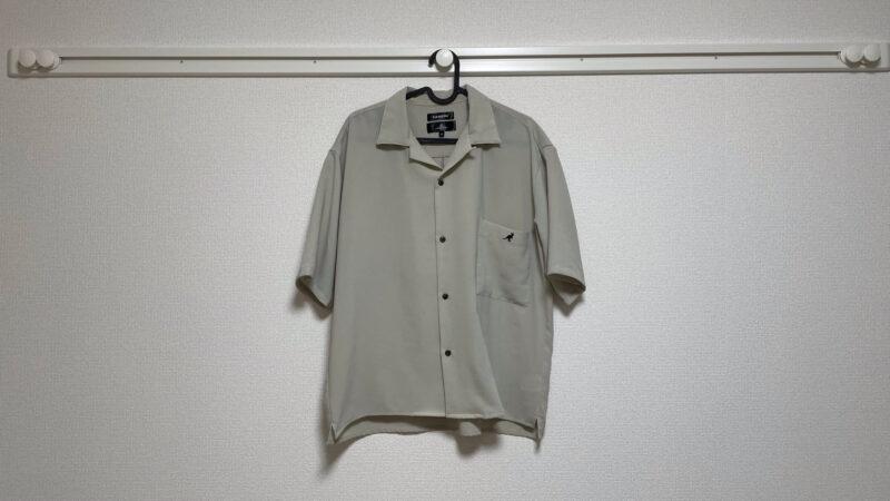 KANGOLの半袖シャツ