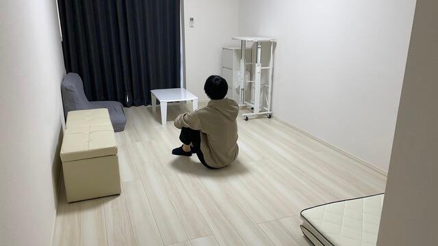 ミニマリストこうだいの部屋