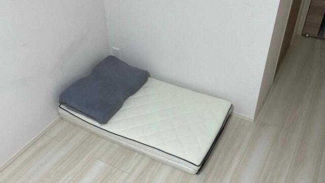 エアリーマットレスと枕
